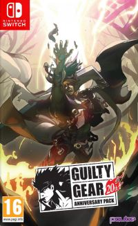 Game Box for Guilty Gear 20th Anniversary Pack (Switch)
