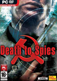 Okładka Death to Spies (PC)