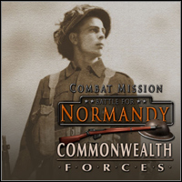 Okładka Combat Mission: Battle for Normandy - Commonwealth Forces (PC)