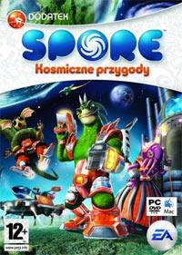 Okładka Spore: Galactic Adventures (PC)