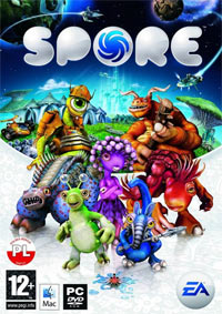 Game Spore Creatures (NDS) cover