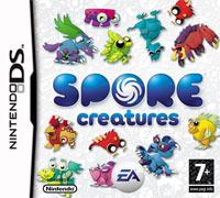 Game Spore (PC) cover