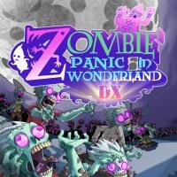 Okładka Zombie Panic in Wonderland DX (Switch)
