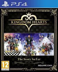 Okładka Kingdom Hearts: The Story So Far (PS4)