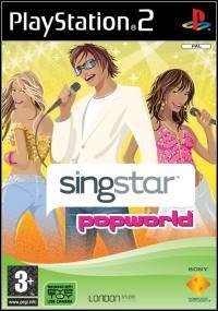 Okładka SingStar Popworld (PS2)
