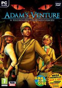 Okładka Adam's Venture: The Search for the Lost Garden (PC)