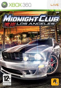 Game Midnight Club: Los Angeles (PS3) cover