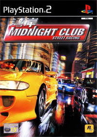Okładka Midnight Club: Street Racing (PS2)