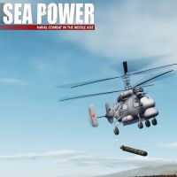 Game Box for Sea Power: Naval Combat in the Missile Age (PC)