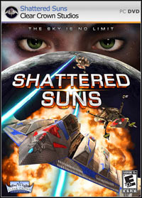 Okładka Shattered Suns (PC)