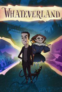 Okładka Whateverland (PC)
