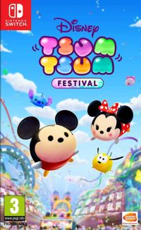 Game Box for Disney Tsum Tsum Festival (Switch)