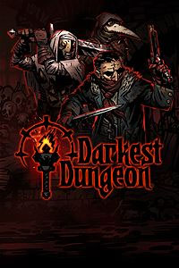 Game Darkest Dungeon (PC) cover
