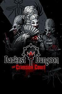 Game Darkest Dungeon: The Crimson Court (PC) cover