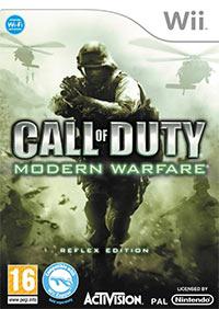 Game Call of Duty 4: Modern Warfare (PC) cover