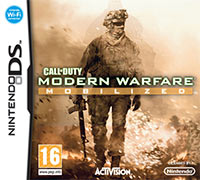 Game Box for Call of Duty: Modern Warfare: Mobilized (NDS)
