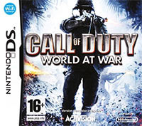 Game Call of Duty: World at War (PC) cover