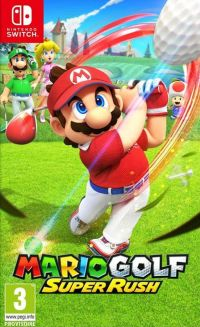 Game Box for Mario Golf: Super Rush (Switch)