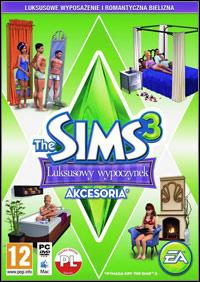 Okładka The Sims 3: Master Suite Stuff (PC)