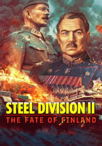 Okładka Steel Division 2: The Fate of Finland (PC)