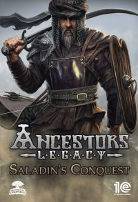 Game Box for Ancestors Legacy: Saladin's Conquest (PC)