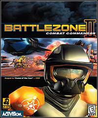 Game Box for Battlezone II: Combat Commander (PC)