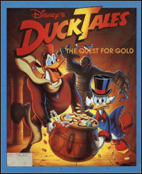 Okładka Disney's Duck Tales: The Quest for Gold (PC)