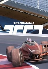 Game Box for Trackmania (PC)