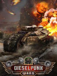 Okładka Dieselpunk Wars (PC)