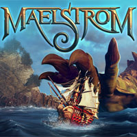 Game Box for Maelstrom (PC)