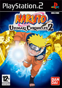 Okładka Naruto: Uzumaki Chronicles 2 (PS2)