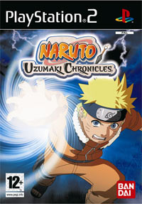 Okładka Naruto: Uzumaki Chronicles (PS2)