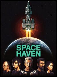 Game Box for Space Haven (PC)
