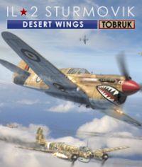 Okładka IL-2 Sturmovik: Desert Wings - Tobruk (PC)