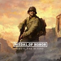 Game Box for Medal of Honor: Above and Beyond (PC)