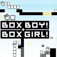 Game Box for Boxboy! + Boxgirl! (Switch)