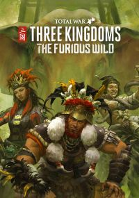 Game Box for Total War: Three Kingdoms - The Furious Wild (PC)
