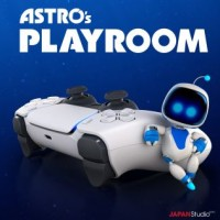 Game Box for Astro's Playroom (PS5)