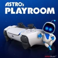 Okładka Astro's Playroom (PS5)