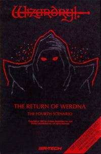 Okładka Wizardry IV: The Return of Werdna (PC)