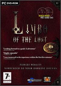 Okładka Limbo of the Lost (PC)