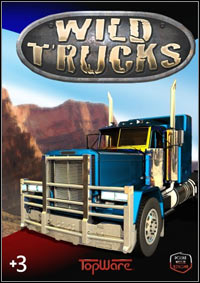 Okładka Wild Trucks (PC)