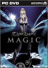 Elven Legacy: Magic (PC cover