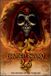 Okładka Broken Sword 2,5: The Return of the Templars (PC)