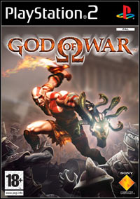 Okładka God of War (2005) (PS2)