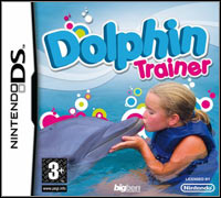 Game Box for Dolphin Trainer (NDS)