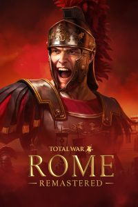 Total War: Rome Remastered (PC cover