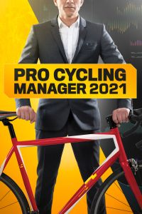 Pro Cycling Manager 2021 (PC cover