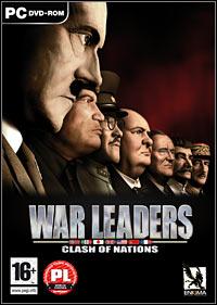Okładka War Leaders: Clash of Nations (PC)