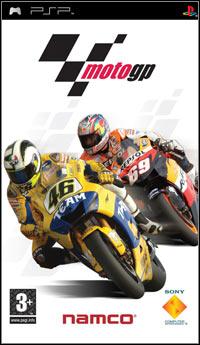 Okładka MotoGP (PSP)